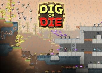 скачать dig or die скачать торрент русская версия игра