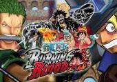 One Piece: Burning Blood: обзор