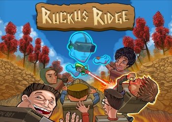 Ruckus Ridge VR Party