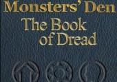 Monsters' Den: Book of Dread: +8 трейнер