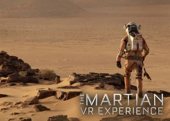 Martian VR Experience, The