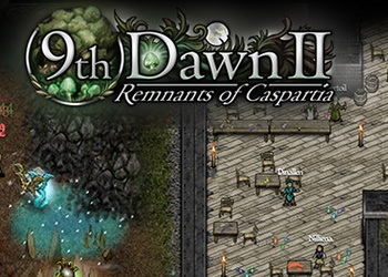 9th Dawn II: Remnants of Caspartia