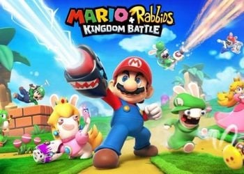 Mario + Rabbids Kingdom Battle. Следуй за белым кроликом