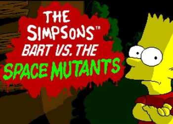 Simpsons: Bart Simpson vs. the Space Mutants, The
