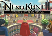 Ni no Kuni 2: Revenant Kingdom: Видеопревью