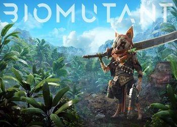 biomutant - Новый трейлер, геймплей и подробности BioMutant, включая генератор персонажа и генератор оружия