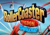 RollerCoaster Tycoon Deluxe: +1 трейнер