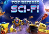 Toy Defense 4 Sci-Fi