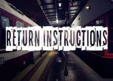Illville: Return instructions