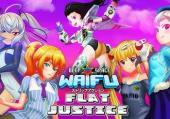 Deep space waifu: FLAT JUSTICE VERSION