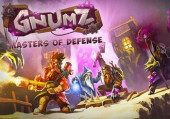 Gnumz: Masters of Defense: +5 трейнер