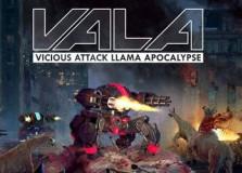 Vicious Attack Llama Apocalypse