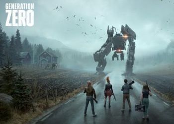 Generation Zero. Искусственный интеллект против низкого