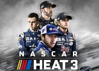 NASCAR Heat 3: +1 трейнер
