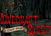 Lovecraft Quest - A Comix Game