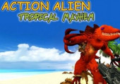 Action Alien: Tropical Mayhem: +3 трейнер