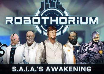S.A.I.A.'s Awakening: A Robothorium Visual Novel