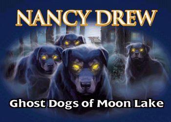 Нэнси Дрю. Псы-призраки Лунного озера