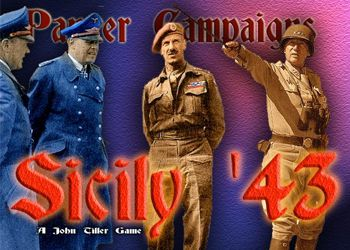 Panzer Campaigns: Sicily '43