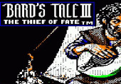 Bard's Tale 3: Thief of Fate, The