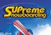 Supreme Snowboarding