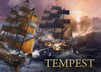 Tempest. Пара чертей на сундук рома