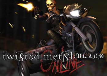 Twisted Metal: Black Online
