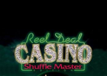 Reel Deal Casino Shuffle Master Edition