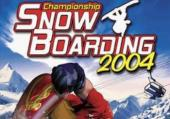 Championship Snowboarding 2004