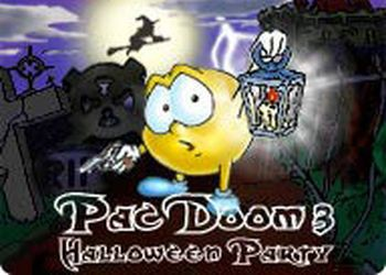 PacDoom 3: Halloween Party