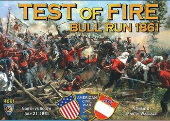Take Command 1861: 1st Bull Run