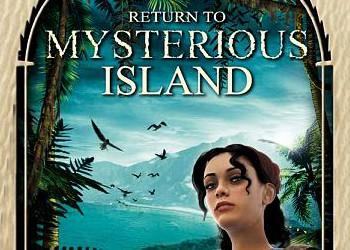 Возвращение на таинственный остров