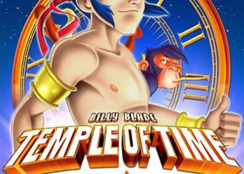 Billy Blade and the Temple of Time