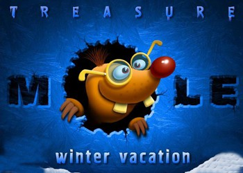 Treasure Mole: Winter Vacation