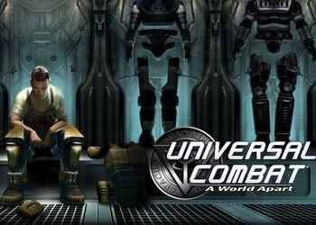 Universal Combat: A World Apart