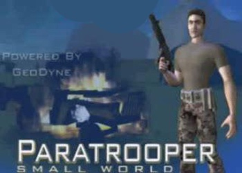 Paratrooper: Small World