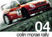 Colin McRae Rally 04: Коды
