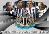 Club Football 2005: Newcastle United