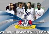 Club Football 2005: Tottenham