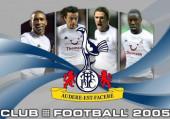 Club Football 2005: Tottenham