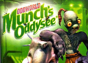 Great shooter wrapped in this oddworld packageoddworld