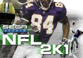 Sega NFL 2K1