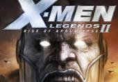 X-Men Legends 2: Rise of Apocalypse: save файлы