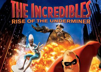 Incredibles: Rise of the Underminer, The