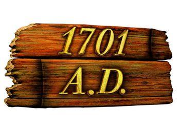 1701 A.D.