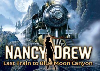 Нэнси Дрю. Последний поезд в Лунное ущелье