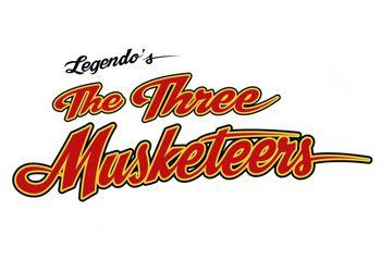 Legendo's The Three Musketeers