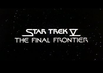 Star Trek 5: The Final Frontier