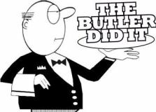 Butler Did It!, The