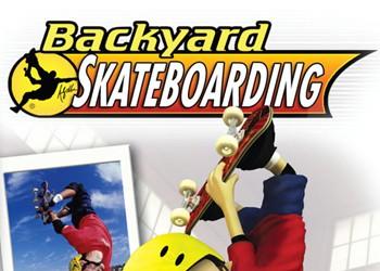 Backyard Skateboarding